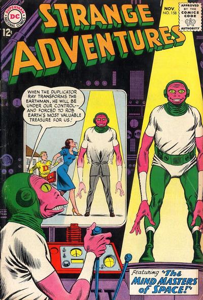 Strange Adventures Vol 1 158