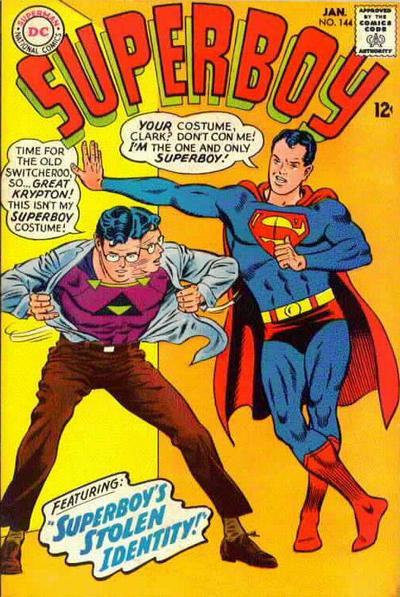 Superboy Vol 1 144