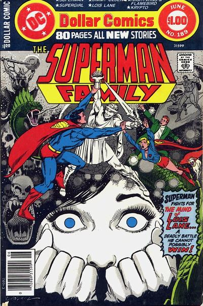Superman Family Vol 1 189