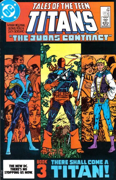 Tales of the Teen Titans Vol 1 44