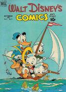 Walt Disney's Comics and Stories Vol 1 108