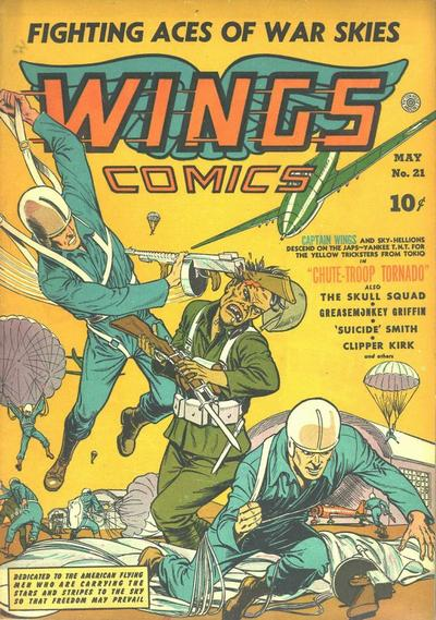 Wings Comics Vol 1 21