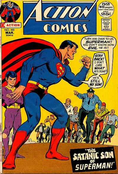 Action Comics Vol 1 410