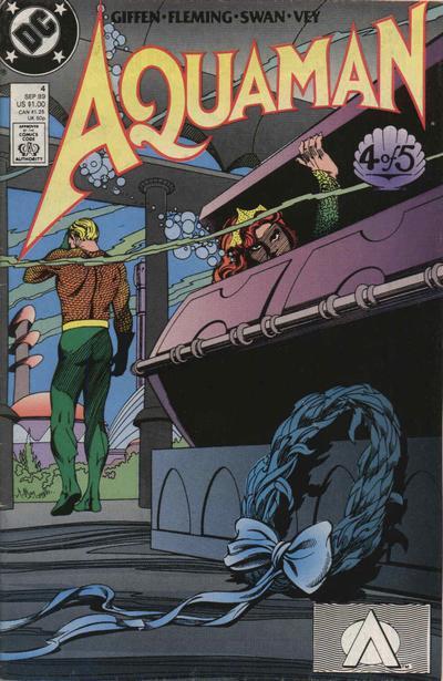 Aquaman Vol 3 4