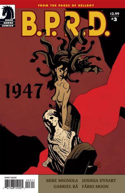 B.P.R.D.: 1947 Vol 1 3