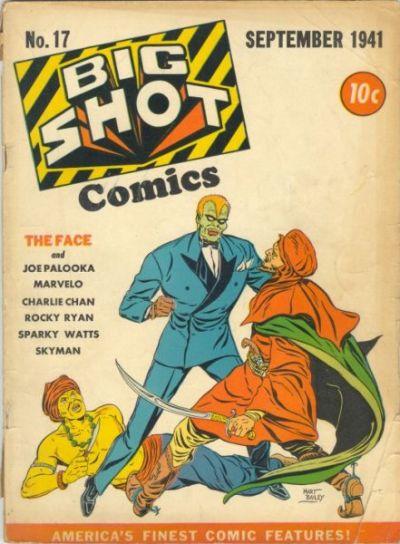 Big Shot Comics Vol 1 17
