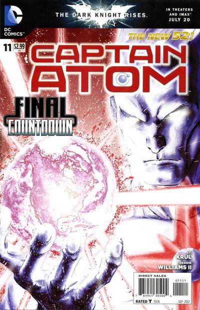 Captain Atom Vol 2 11