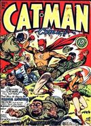 Cat-Man Comics Vol 1 14