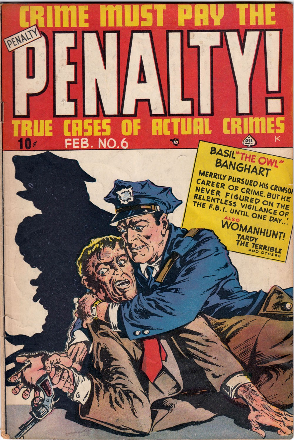 Crime Must Pay the Penalty Vol 2 6