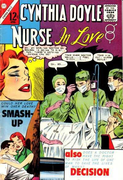 Cynthia Doyle, Nurse in Love Vol 1 69
