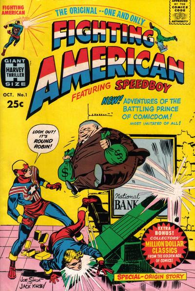 Fighting American Vol 1 1