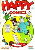 Happy Comics Vol 1 5