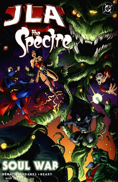 JLA/Spectre: Soul War Vol 1 2