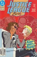 Justice League Europe Vol 1 39
