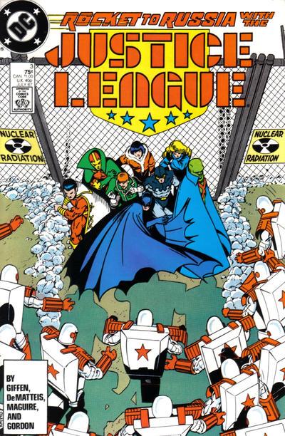 Justice League Vol 1 3