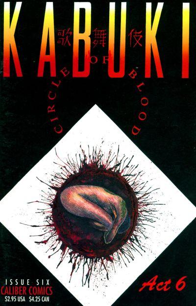 Kabuki: Circle of Blood Vol 1 6