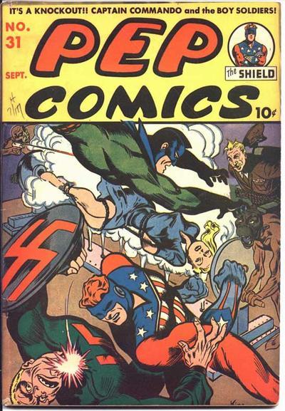 Pep Comics Vol 1 31