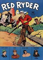 Red Ryder Comics Vol 1 13