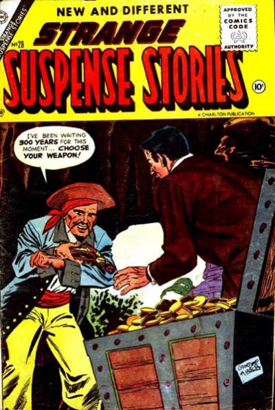 Strange Suspense Stories Vol 1 28