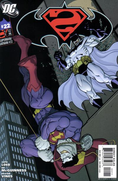 Superman/Batman Vol 1 22