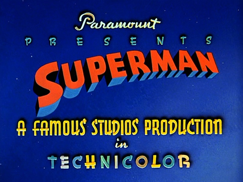 Superman (1941 Cartoons) Episode: Showdown
