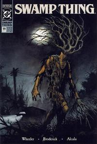 Swamp Thing Vol 2 99