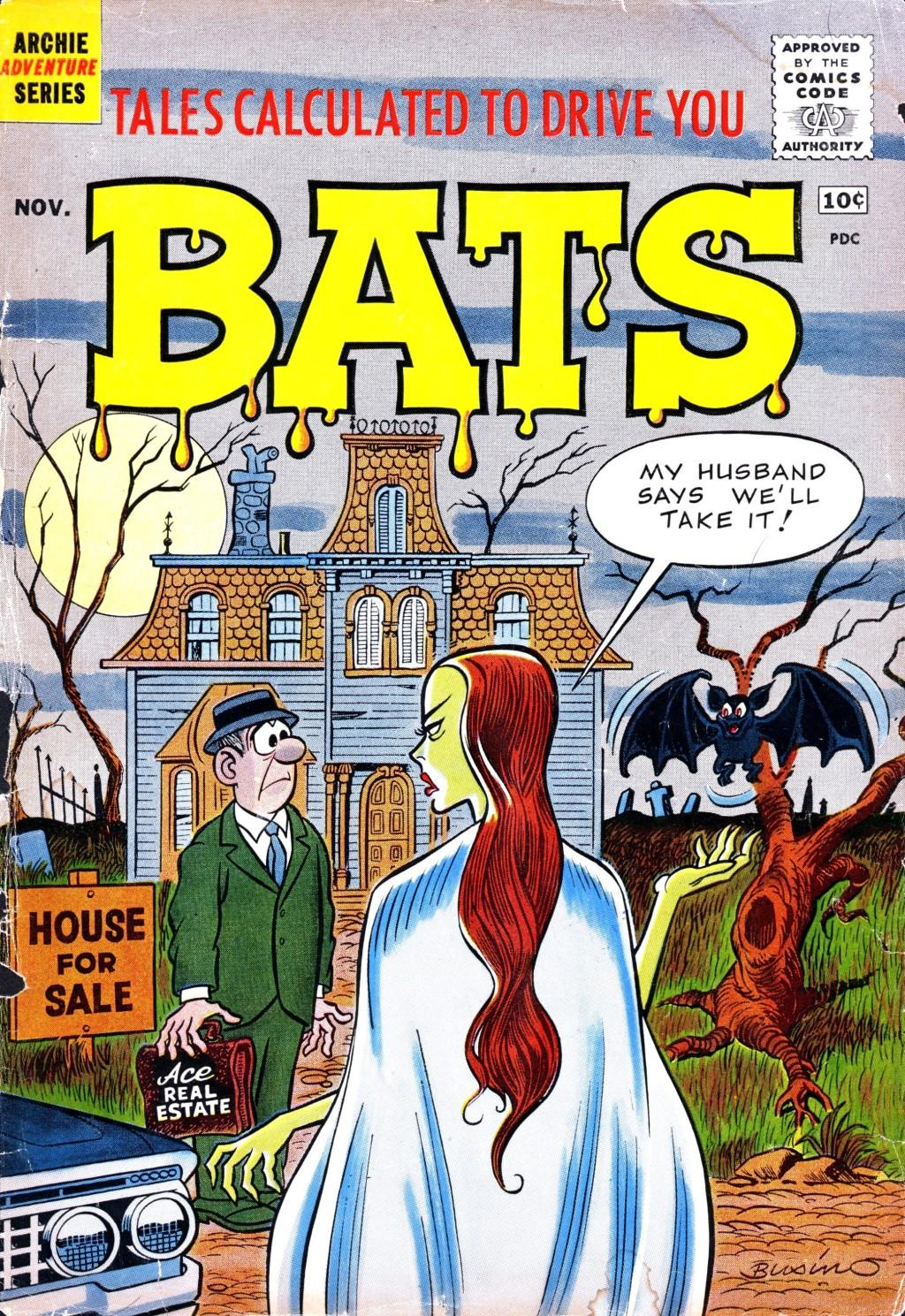 Tales Calculated to Drive You Bats Vol 1