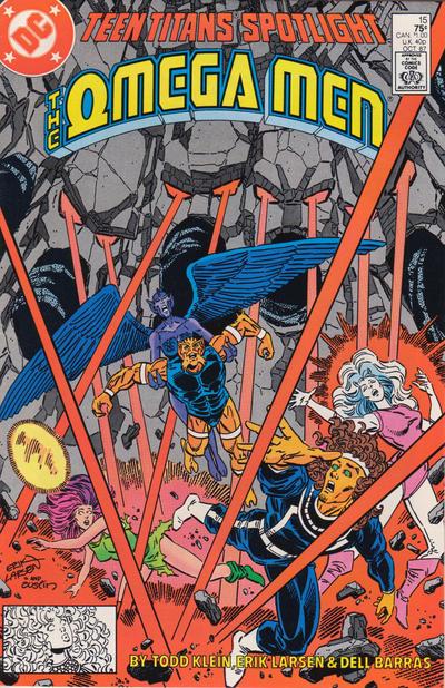 Teen Titans Spotlight Vol 1 15