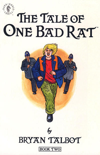 The Tale of One Bad Rat Vol 1 2