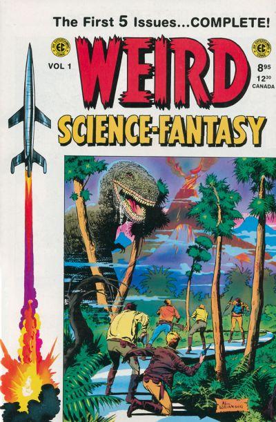 Weird Science-Fantasy Annual Vol 1