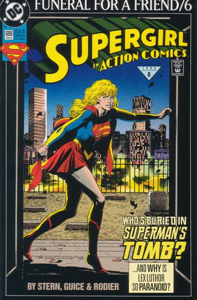 Action Comics Vol 1 686