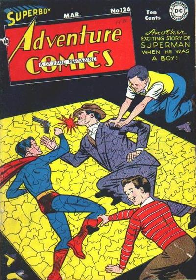 Adventure Comics Vol 1 126