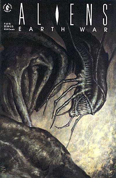 Aliens: Earth War Vol 1 4
