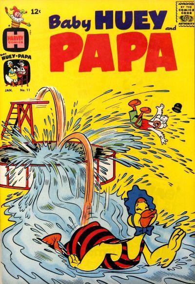 Baby Huey and Papa Vol 1 11