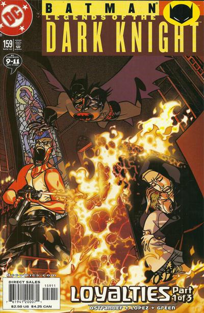 Batman: Legends of the Dark Knight Vol 1 159