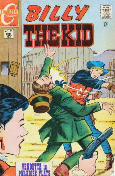 Billy the Kid Vol 1 65