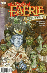 Books of Faerie Auberon's Tale Vol 1 3