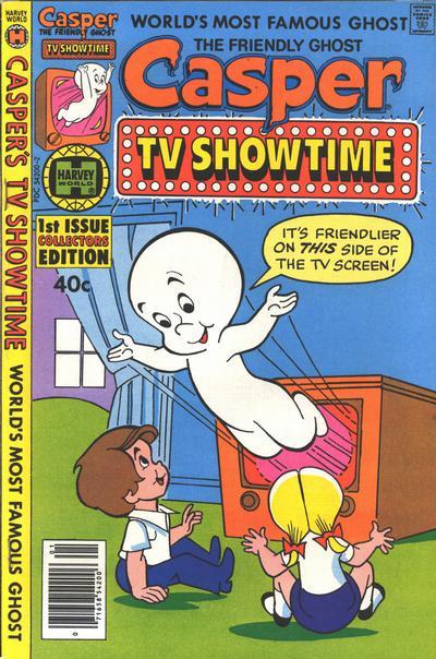 Casper T.V. Showtime Vol 1 1
