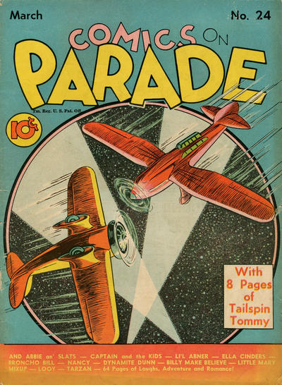 Comics on Parade Vol 1 24