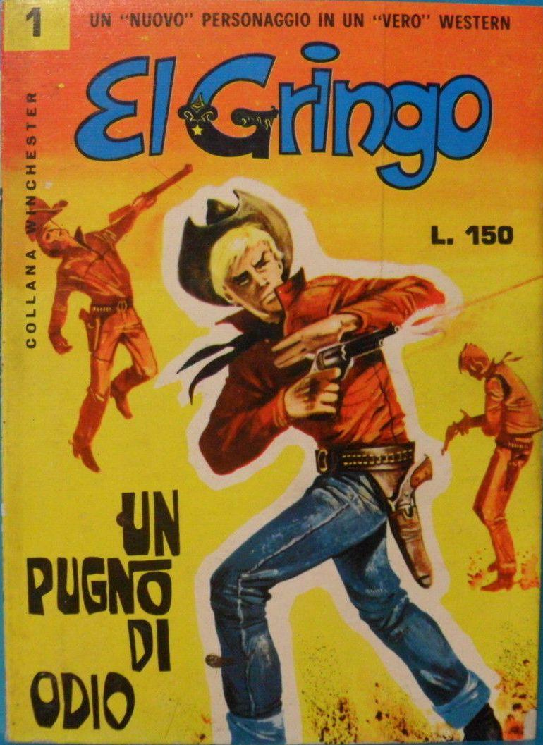 El Gringo Vol 1