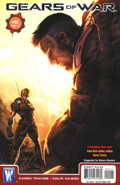 Gears of War Vol 1 15