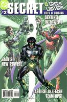 Green Lantern Secret Files and Origins Vol 1 2