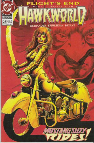 Hawkworld Vol 2 28