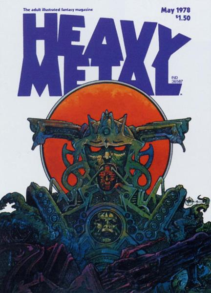 Heavy Metal Vol 2 1