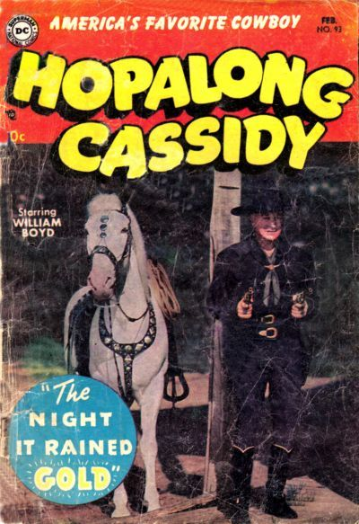 Hopalong Cassidy Vol 1 98