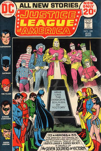 Justice League of America Vol 1 100