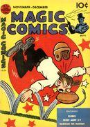 Magic Comics Vol 1 123