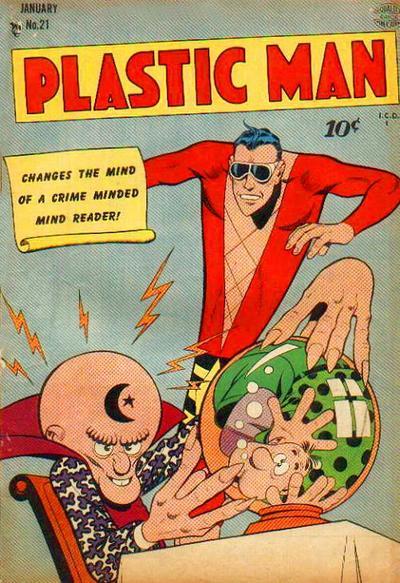Plastic Man Vol 1 21
