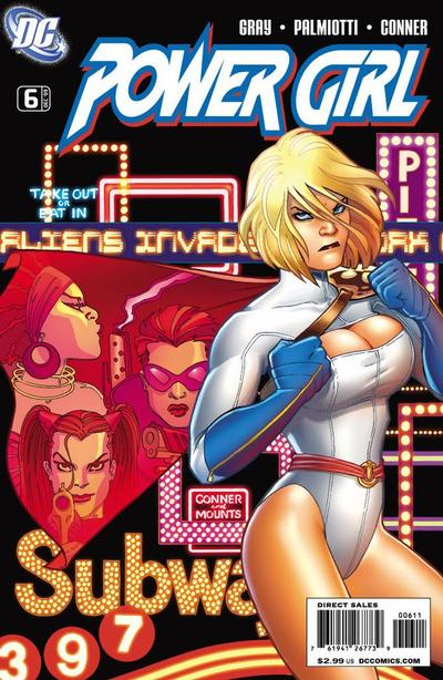 Power Girl Vol 2 6