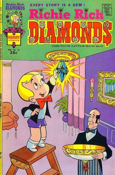 Richie Rich Diamonds Vol 1 16